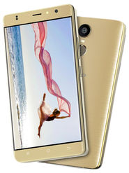 Zopo Color F1 With Fingerprint Scanner Smartphone - Gold