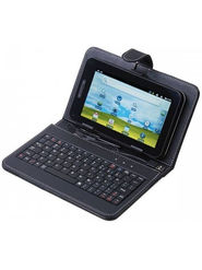 I KALL N2 with Keyboard 4 GB with Wi-Fi + 3G  (Black)
