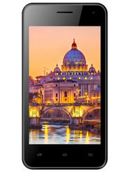 Ziox Astra Nxt+ Marshmallow (RAM : 512 MB : ROM : 4 GB) 3G Smartphone (Black)