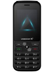 Videocon Bazoomba 5 V2RA Dual SIM Feature Phone (Black Grey)