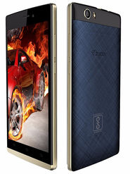 Ziox Astra Zing+ Marshmallow (RAM : 512 MB : ROM : 8 GB) 3G Smartphone (Blue)