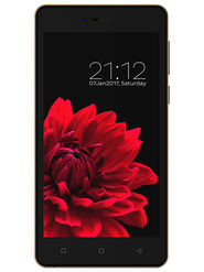 ZEN Cinemax 4G Marshmallow (RAM : 2GB : ROM : 16GB) 4G Smartphone (Champagne Gold)