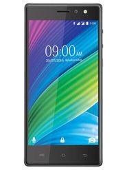 Lava X41 + (RAM : 2GB : ROM : 32 GB) 4G Smartphone (Black)