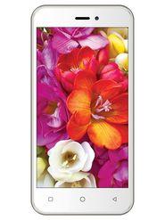 Karbonn Titanium Vista (RAM : 1GB : ROM : 8GB) 4G Volte Smartphone (Champange White)