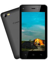 Ziox Astra Zing Marsmallow (RAM : 512MB : ROM : 4GB) 3G Smartphone (Black Grey)