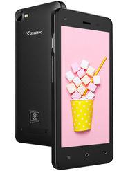 Ziox Astra Zing Marsmallow (RAM : 512MB : ROM : 4GB) 3G Smartphone (Black)