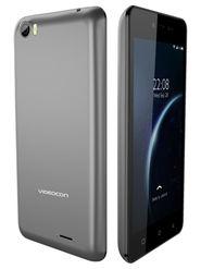 Videocon Krypton 30 Marshmallow (RAM : 3GB : ROM : 16G) 4G Smartphone (Grey)