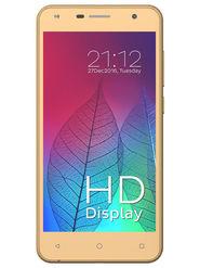 Zen Admire Metal Dual SIM Marshmallow (RAM : 1GB : ROM : 16GB) Dual WhatsApp 4G Smartphone (Champagne Gold)