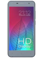 Zen Admire Metal Dual SIM Marshmallow (RAM : 1GB : ROM : 16GB) Dual WhatsApp 4G Smartphone (Grey)