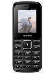 Karbonn K1 Indian Dual SIM Basic Feature Phone (Red Black)
