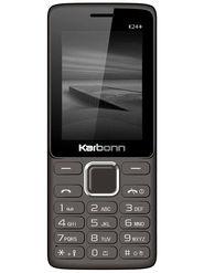 Karbonn K24+ Dual SIM Basic Phone (Black)