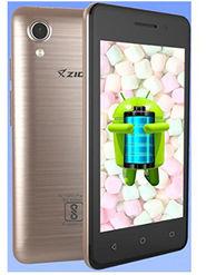 Ziox Astra NXT Dual SIM Marshmallow (RAM : 512MB : ROM : 4GB) 4G Smartphone (Black Champagne)