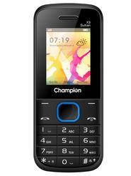Champion X3 Sultan Dual Sim Feature Phone (Blue)