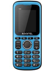 Rocktel W6 Dual Sim Feature Phone (Blue Black)