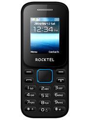 Rocktel W8 Dual Sim Feature Phone (Black Blue)