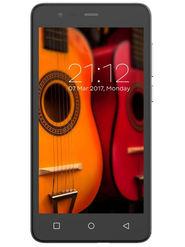 Zen Admire Buzz Dual SIM Marshmallow (RAM : 768MB : ROM : 8GB) 4G Smartphone (Black)