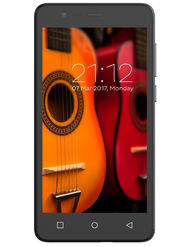 Zen Admire Buzz Dual SIM Marshmallow (RAM : 768MB : ROM : 8GB) 4G Smartphone (Grey)