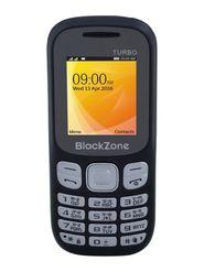 Blackzone Turbo Dual Sim Feature Phone (Black)
