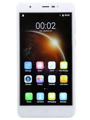 Kara Mega 1 4G VoLte Dual SIM Marshmallow (RAM : 3GB : ROM : 32GB) With Finger print sensor Smartphone (Golden)