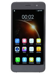 Kara Mega 4 Dual SIM Marshmallow (RAM : 1GB : ROM : 16GB)With 4G VoLte Smartphone (Black)