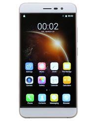 Kara Mega 4 Dual SIM Marshmallow (RAM : 1GB : ROM : 16GB)With 4G VoLte Smartphone (Golden)