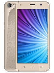 Ziox Astra 4G DT Dual SIM Marshmallow (RAM : 1GB : ROM : 8GB) Smartphone (Champagne)