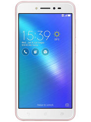 Asus Zenfone Live ZB501KL (RAM : 2 GB : ROM : 16 GB) With 4G VoLte Smartphone (Rose Pink)