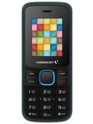 Videocon Dost3 V1QA Dual SIM Feature Phone (Grey Black)
