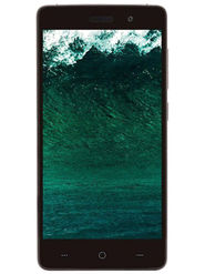 LYF Water 7S Dual SIM Marshmallow (RAM : 3GB : ROM : 16GB) 4G Smartphone (Black)