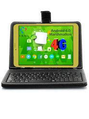 I KALL N1 (RAM : 2GB : ROM : 16GB) 4G Calling Tablet cum Laptop (Golden)