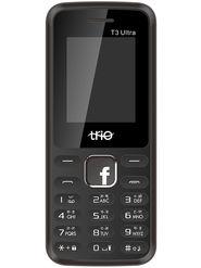 Trio T3 Ultra Dual SIM Feature Phone (Blue Black)