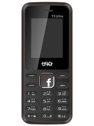 Trio T3 Ultra Dual SIM Feature Phone (Black Green)