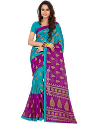 Regalia Ethnic Printed Saree_Rs1012 - Multicolor