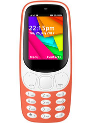 I Kall K35 Dual SIM Full Multimedia Phone (Red)