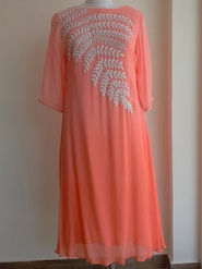 Thankar Designer Latest Pink Colour Western Wear _Tkr38 - Pink