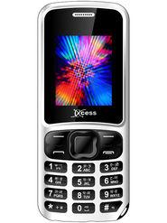 XCCESS X99 Indo Dual SIM Feature Phone (White)