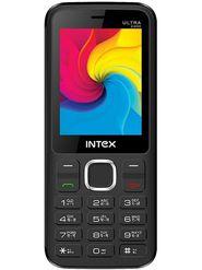 Intex Ultra 2400 Dual Sim Phone - White