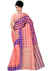 Adah Fashions Multicolor South Silk Saree -888-123