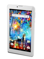 Ambrane A3770 DUO 3G Calling Tablet - White