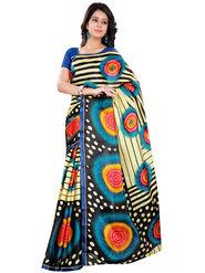 Florence Art Silk Printed  Sarees FL-10985