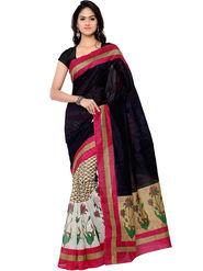 Florence Bhagalpuri Printed  Sarees -FL-11202