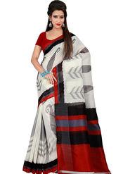 Florence Printed Bhagalpuri Silk Sarees FL-11695