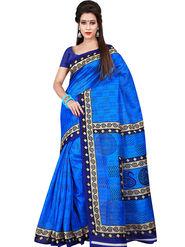 Florence Printed Bhagalpuri Silk Sarees FL-11704