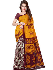 Florence Printed Faux Georgette Sarees FL-11735
