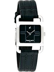 Fastrack Wrist Watch for Women - Black_12407324