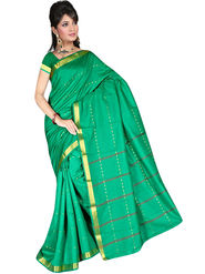 South Silk Handloom Saree -Gkss 1003