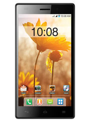 Intex Aqua Power Plus- HD IPS, Lollipop 5.0 OS, Quad Core, 2GB RAM, 16GB ROM, With 4000mAh Battery - Black