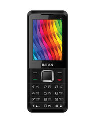 Intex Turbo M2 2.4 Inch Dual SIM Mobile Phone