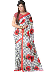 Arisha Georgette Printed Saree -Khgsstar117