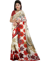 Arisha Georgette Printed Saree -Khgsstar196